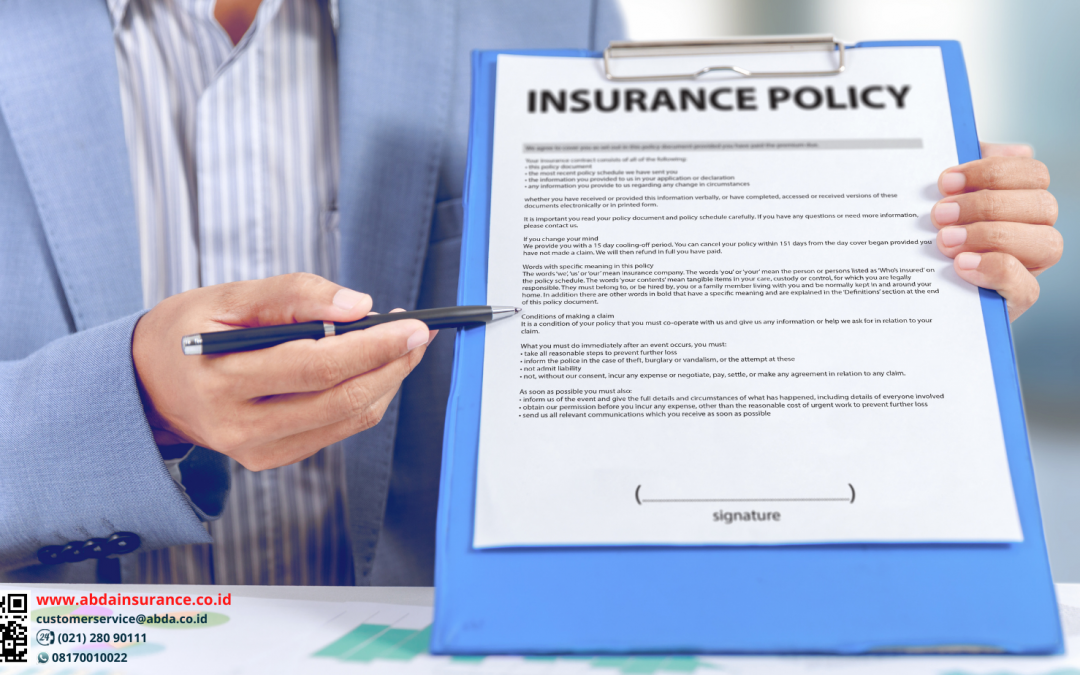 Get to Know These Basic Insurance Terms so That You Will Have Better Understanding on Choosing an Insurance Product