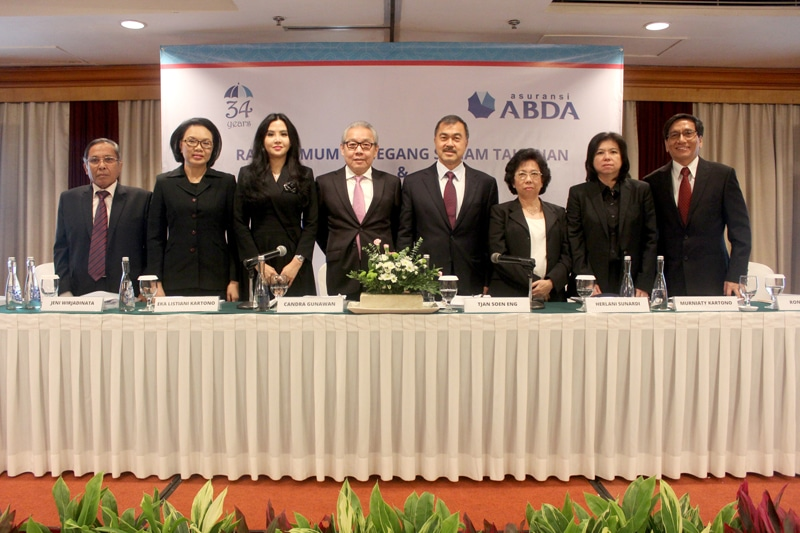 Annual General Meeting of Shareholders: ABDA Distribute Rp. 55.8 Billion Dividends