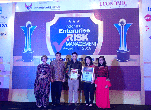 Indonesia Enterprise Risk Management Award-II-2018