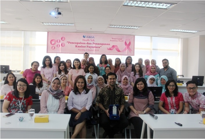 Health Talk (Prevention and Management of Breast Cancer)